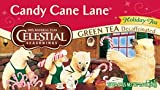 Celestial Seasonings Holiday Teas Candy Cane Lane Decaffeinated Green Holiday Tea 20 tea bags (Pack of 5)