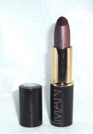 Iman Luxury Moisturizing Lipstick 016 Indigo Mauve
