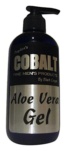 Payden's Cobalt New River Aloe Vera Gel for Men, 16 oz.