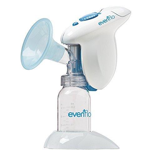 Evenflo Single Electric Portable Breast Pump White