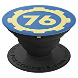 Fall Out - Take Me Home, West Virginia 76 - Video Game Memes - PopSockets Grip and Stand for Phones and Tablets