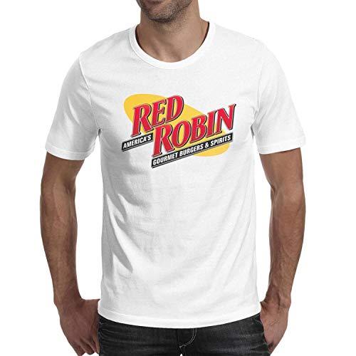 TGFRTFIUH Men's Casual Cotton Street Fashion Round Neck Summer T Shirts