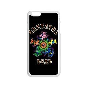 Grateful Dead Rock Band WhiteiPhone 6 case