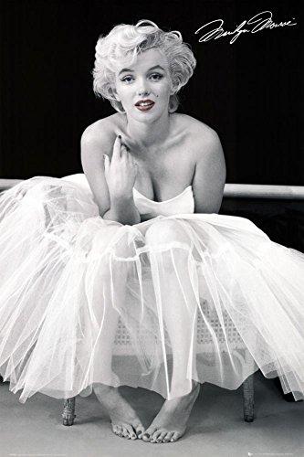 Marilyn Monroe-Ballerina Poster 24 x 36in