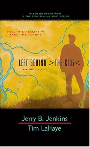 Left Behind: The Kids (Live-Action Audio, Collection 2, Vols. 5-8) by Jerry B. Jenkins (2001-10-04) ebook