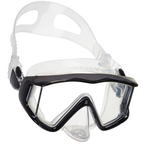 (Sub Gear Sub VU Mask with Purge - Black)