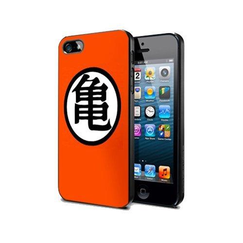 Dg6 Silicone Cover Case Iphone 5c Dragonball Z Goku Kids Manga (Goku Children)