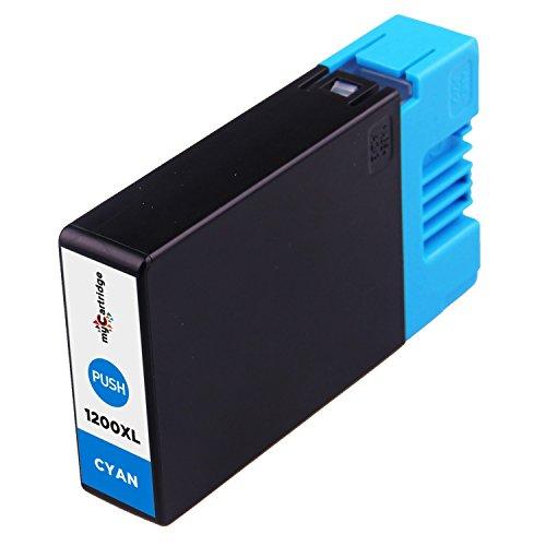 myCartridge 1Set+1BK 5 Pack Compatible Canon PGI-1200XL PGI1200XL High Yield Pigment Ink Cartridge for use in Canon Maxify MB2320 MB2020 MB2350 MB2050 Printer Photo #3