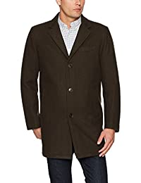 Tommy Hilfiger mens Wool Tailored Top Coat