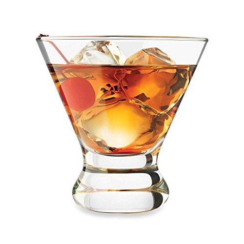 Dailyware Cosmopolitan 4-piece Cocktail Glass Set, 8.25 oz