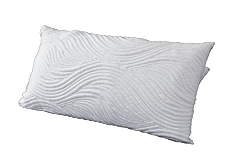 Pure Talalay Latex Bliss Down Low Pro Pillow (Queen)
