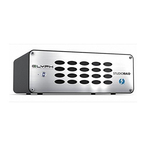 Glyph StudioRaid 4TB Hard Drive - Thunderbolt 2/USB 3.0 by Glyph