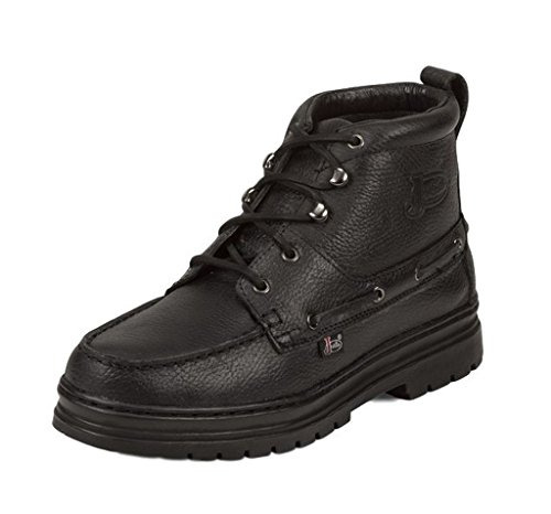 Justin Boots 985 Men's Black Chukka Boots - Justins Boots Black