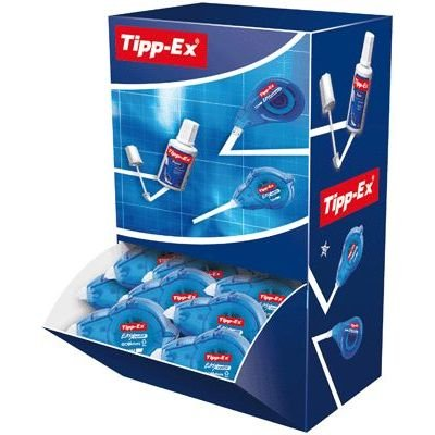 Tipp-Ex Ecolutions Easy Refill Correction Tape (Value Pack of 20)