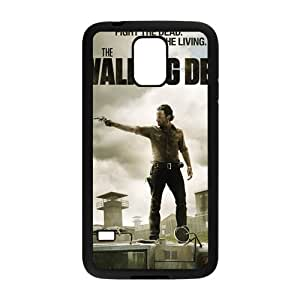 New Style Custom Picture Walking Man Fahionable And Popular Back Case Cover For Samsung Galaxy S5