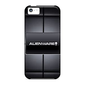 ErleneRobinson Iphone 5c Protector Hard Cell-phone Cases Allow Personal Design Attractive Alienware Image [Dkz8353ezdO]