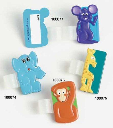 UPC 689805100742, Pedia Pals Elly Elephant Stethoscope Id Tag