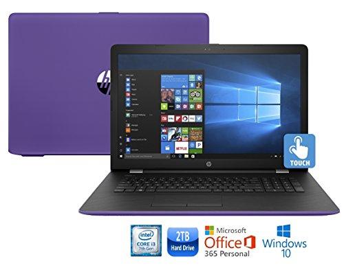 "HP 15-bs008cy Laptop, Core i3-7100, 8GB, 2TB HDD, 15.6"" HD"