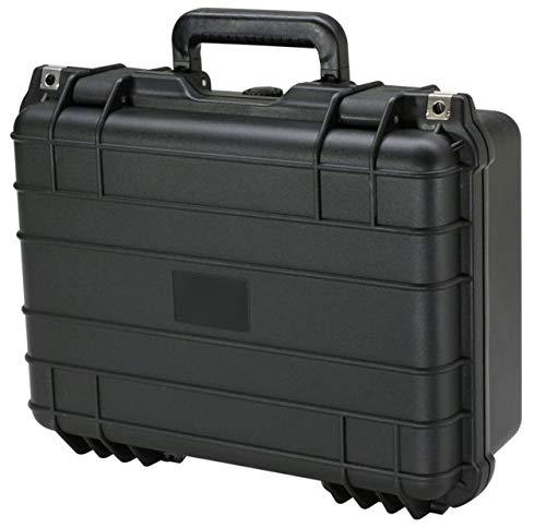 TZ Case Cape Buffalo Water-Resistant Utility Case, Black, 16 x 12.5 x 6.75in, CB-013 CB-013 B ()
