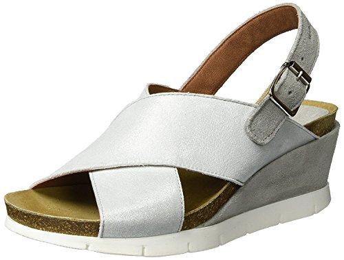 Lexi Silver EU Marc 38 Slingback Size WoMen Shoes EwIf1