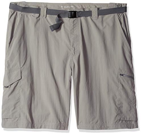 - Columbia Men's Silver Ridge Cargo Short, Breathable, UPF 50 Sun Protection, Boulder, 36 x 10