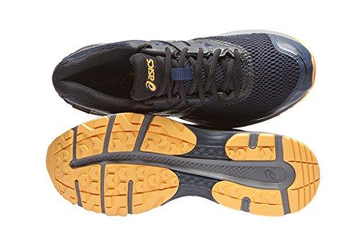 Asics Gel-Pulse 9 G-TX, Scarpe Running Uomo 5890 PEACOAT/BLACK/GOLD FUSION