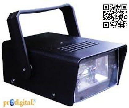 Strobo led / Proyector de luz estroboscòpica para discoteca y para ...