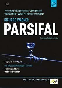 Richard Wagner: Parsifal [DVD]