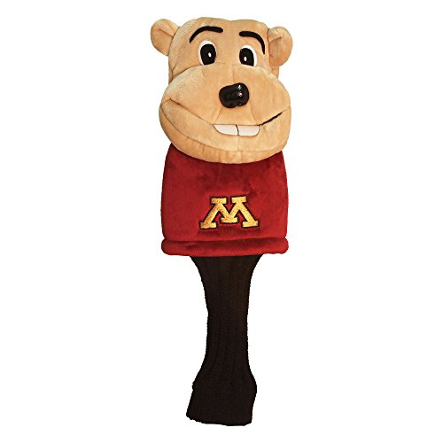 NCAA Minnesota Golden Gophers Mascot Head Cover (Minnesota Golf Gophers)