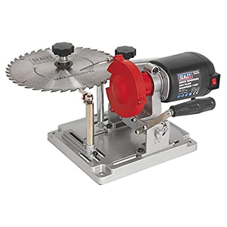 Sealey sms2003 saw blade sharpener bench mounting 110w amazon sealey sms2003 saw blade sharpener bench mounting 110w greentooth Images