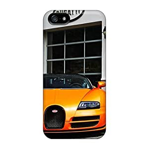 New Cute Funny Bugatti Veyron Vitesse Case Cover/ Iphone 5/5s Case Cover