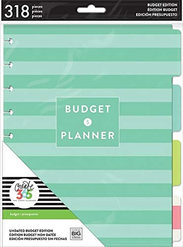 Budget Extension Bill Organizer Classic Happy Planner Accessory by Me & My Big Ideas -