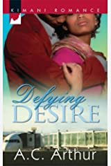 Defying Desire (The Donovans Book 3) Kindle Edition