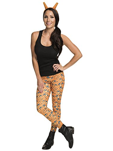Rubie's Costume Co. Women's Charizard Costume Separates Kit, As Shown, One (Charizard Costume For Adults)