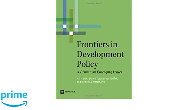 emerging issues in development