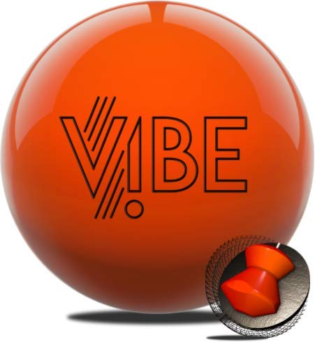 Hammer Vibe Bowling Ball- Orange 15lbs