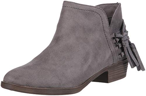 Rampage Women's Tiaan Cut Bootie with Decorative Side Tassle Ankle Boot,...