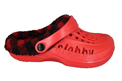 buyAzzo Rouge buyAzzo Sabots femme Rouge Sabots femme BrUBY1