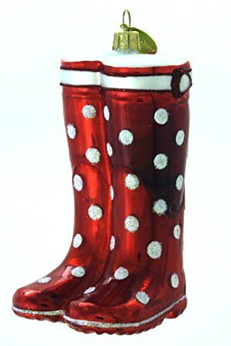 Proper Red Wellies
