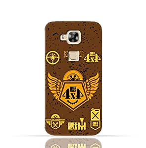 Huawei G8 TPU Silicone Case With 4 X 4 Off Road Design