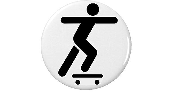 Skateboarding Tie Tack Skateboard Boutonniere skateboarder Handmade Lapel Pin.
