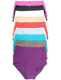 Youmita 12 Pack Hi-waisted Girdle Panties