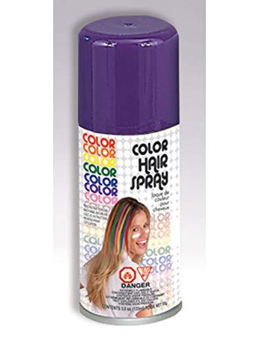 Purple Hair Color Hairspray -