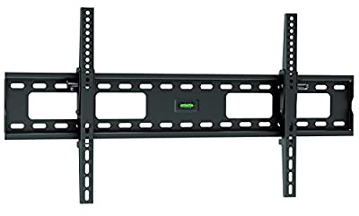 "Ultra Slim TV Wall Mount Bracket LG OLED77C8PUA 77-Inch 4K Ultra HD Smart OLED TV, with Low Profile 1.7"" fom Wall - 12° Tilt Angle - Reduced Glare!"