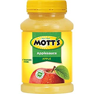 Mott's Applesauce, 24 Ounce Jar (Pack of 12)
