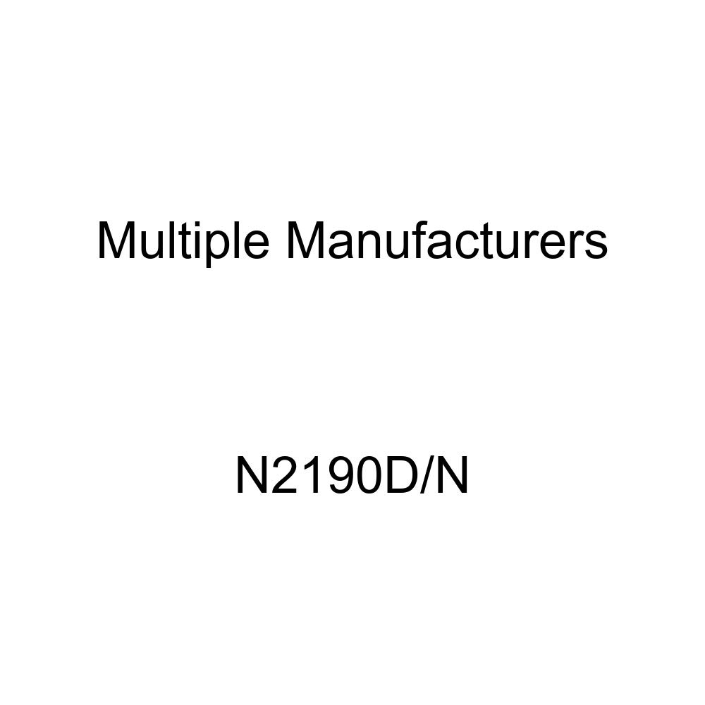OE Replacement Tail Light Assembly NISSAN FRONTIER PICKUP 2000-2001 Partslink NI2800141