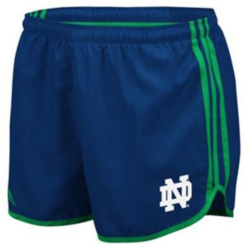 【メーカー再生品】 Adidas Notre Dame Fighting IrishレディースサイズLarge Performance – Dame Running Shorts NCAA本物 Notre – ネイビーブルー B01576MTUA, まざっせこらっせ:8d16b1ab --- a0267596.xsph.ru