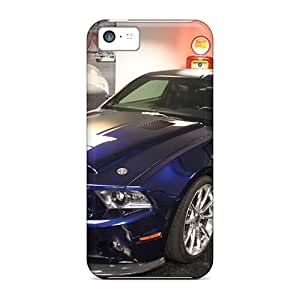 Iphone Cover Case - Shelby Super Snake Protective Case Compatibel With Iphone 5c