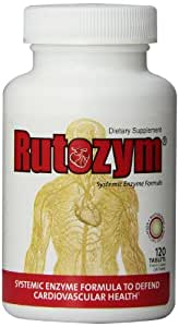 Amazon Com Naturally Vitamins Rutozym 120 Ct Bottle