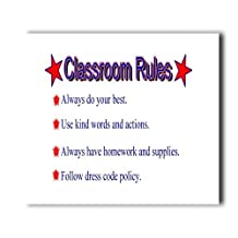 Education Poster for Classrooms 20 X 30 Inch Wall Sticker School Custom Poster
